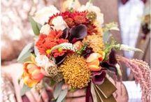 Floral LOVE / Lush floral inspiration for a gorgeous wedding bouquet