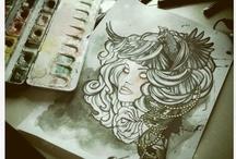 Art / by *Nikki *