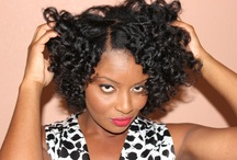 Hair Inspiration / Hair inspiration from around the net! / by OBIA Naturals