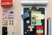 Stationery / by Coki Milktoothrain