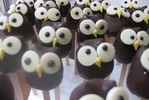 Leah's 2nd Birthday Ideas (Owl Party)