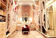 Girl Cave Inspiration / Dream Closet