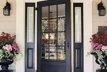 1 Home Exterior - Curb Appeal / by Christal DeBoer