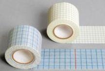 Tape, washi tape & co. / by Coki Milktoothrain