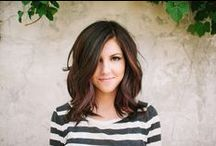 | hair envy | / hair styles, colorings, tips, tricks, diy ideas, etc! / by Brittney of A Tiny Life