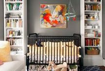 | space for littles | / great spaces and ideas for kiddos - from nurseries, toddler bedrooms, big kid bedrooms, play rooms, storage tips, etc! / by Brittney of A Tiny Life