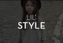 lil' Style / Kids fashion / by Necessary Clothing