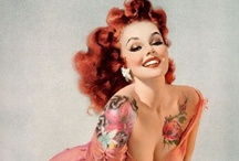 Pin up  / by Shelley