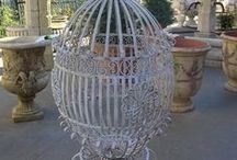 DECORATIVE BIRDCAGES / by Sherice Isler
