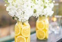 Summertime and the Livin' is Easy / Celebrating summer! Decor, food, life. / by Ann Harquail (My Nearest & Dearest)