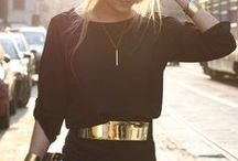Street Style / Street Style Inspiration / by Necessary Clothing
