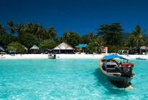Thailand / Thailand holidays take you to a country that mixes adventure with relaxation and a genuine hospitality - Book your Thailand holiday now: http://travl.to/m5Gnp