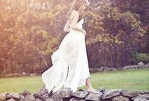 Weddings // Me and my gals / pretty wedding dress and bridesmaid inspiration / by Gemma Milly