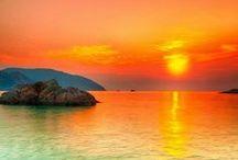 Fiji / Is it time to enjoy a Fiji sunset?