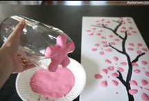 Crafts for kids / Easy and fun crafts for little kids