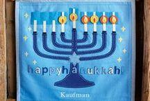Chanukah/Hanukkah / by Soheila Corn