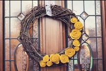 DIY Crafts for the Home