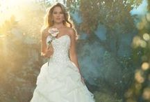 Wedding Bells~ / What girl doesn't dream of her fairytale wedding?  / by Tianna Ellis