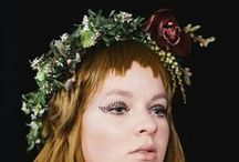 Floral crowns, wreaths & headpieces