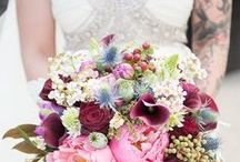 Bouquets & Boutonnieres / Beautiful floral ideas for your wedding