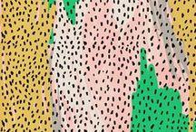 Palette, Pattern + Shape