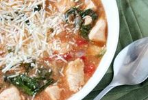 Soup for you! / Delicious soup recipes