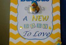 Kourteney's baby shower ideas....