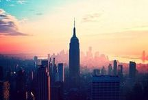 City Skylines / Spectacular views from some of the largest cities around the world!