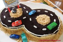 #DisneySide Cars-themed birthday party ideas / Ideas for my son's 2nd birthday party