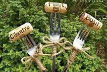 ~ Gardening ideas ~ / Great ideas for Garden