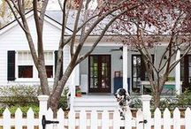 | tiny living | / Ideas for living with 2 adults, 2 young children, and 7 pets in a yard-less 1920's CA bungalow. / by Brittney of A Tiny Life