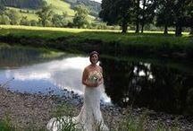 Romantic wedding ideas / Romantically inspired wedding ideas