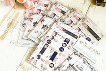 Stickers / Life planner stickers to keep your life beautifully organized