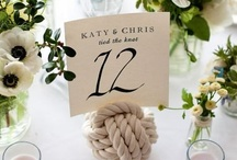 T&E Wedding Ideas :)