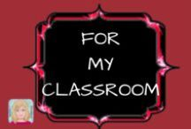 For My Classroom / Activities you can use today in your classroom.