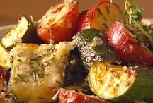 Foods (meat, pot.and veggies)
