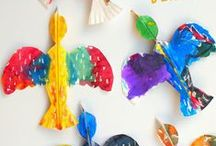 kids projects and ideas / ideas- crafts and games, magic and to-do's