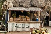 The Americas & Islands / Things to do and places to go, south of the USA.