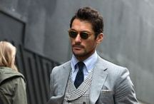 Man About Town / Capturing Brit boy style at London Collections: Men