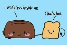 Pick up lines ;) / Funny silly corny and cute... I think all pick up lines are hilarious.  / by jamie