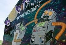 Graffiti in Iceland
