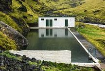 Natural baths/Hot Pools in Iceland