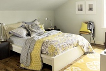 Bedrooms / by Katie Mulosia