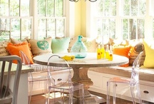 Dining rooms / by Katie Mulosia