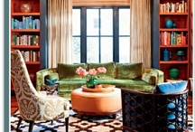 Offices, reading nooks, home libraries / by Katie Mulosia