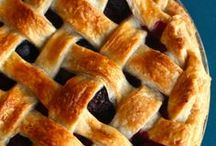 Pies / Pie recipes and tips / by Katie Mulosia
