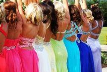 Prom dresses  / by Katrina Fendrych