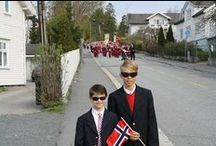 Notes from Norge / Blog posts about our lives as American ex-pats residing in Norway
