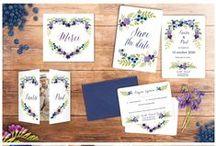 *Mariages* Les Tendances / Soyez tendance pour votre mariage !  Découvrez les différents thèmes mariage à la mode.  / by Planet Cards