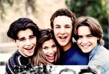 Boy/Girl Meets World / by Ashley Kreager